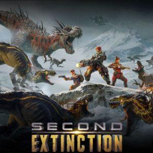 Second Extintion ¿Un «Doom» de dinosaurios?