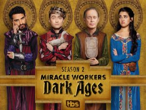 LA SEGUNDA TEMPORADA DE MIRACLE WORKERS LLEGA A WARNER CHANNEL