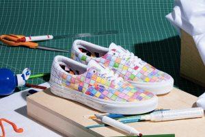 La creatividad y la libertad llegan a estas colecciones de Vans: DIY y U-Color