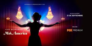 "FOX PREMIUM PRESENTA EN AMÉRICA LATINA ""MRS. AMERICA"""