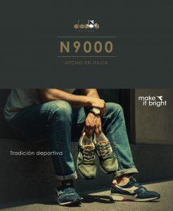 DIADORA N9000 H MESH ITALIA