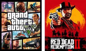 Retrocompatibilidad de los juegos de Rockstar Games para PlayStation 5 y Xbox Series X | S