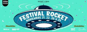 Festival Rocket: 3ra Edición