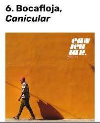 """BOCAFLOJA PRESENTA """"CANICULAR"""""""
