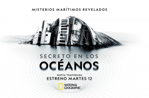 NATIONAL GEOGRAPHIC ESTRENA LA TERCERA TEMPORADA DE 'SECRETO EN LOS OCÉANOS'