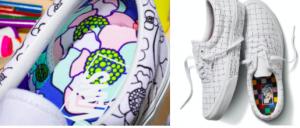 La creatividad y la libertad llegan a estas colecciones de Vans:DIY y U-Color