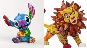 Disney en manos de Romero Britto