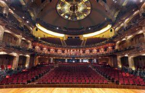 Los recintos de Teatros Ciudad de México en apoyo de la comunidad escénica