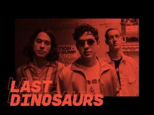 Last Dinosaurs presenta 'Flying' versión en español