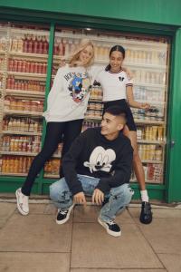¿Mickey Mouse en Bershka? :o