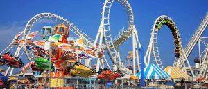 Ferias y parque de diversiones al aire libre en la CDMX reabrirán sus puertas el lunes!!