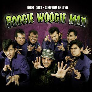 Rebel Cats estrena nueva canción: «Boogie Woogie Man»